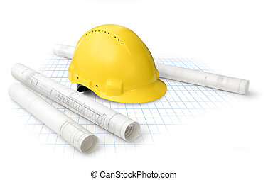 construcción, planes