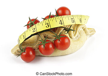 Tomatoes and Pasty with Tape Measure - Contradiction between...