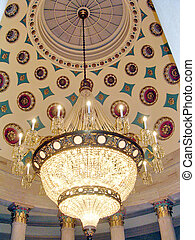 Washington Capitol the Small Senate Rotunda 2004 - The Small...