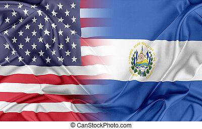 USA and El Salvador - Relations between two countries. USA...