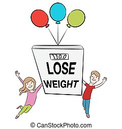 Kids Supporting Healthy Weight Loss