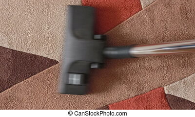 vacuum cleaner - Vacuum cleaner on the carpet