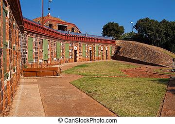 Boer fort - Anglo Boer war fort