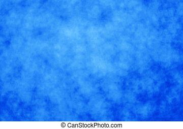 azul, Plano de fondo,
