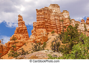 Hoodoos Fairyland Bryce Canyon National Park Utah