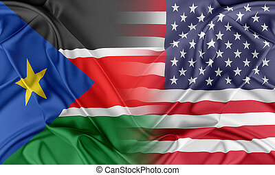 USA and South Sudan - Relations between two countries. USA...