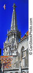 Matthias Church budapest Hungary - 13062015 Matthias Church,...