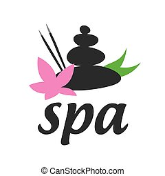 vector logo accessories for spa salon