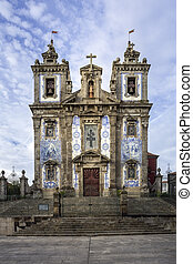 Church of Saint Ildefonso - Igreja de Santo Ildefonso, a...