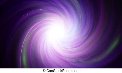 twirl of lens purple flare mix - The twirl is rotating with...