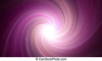twirl of lens red flare HD - The twirl is rotating with dark...