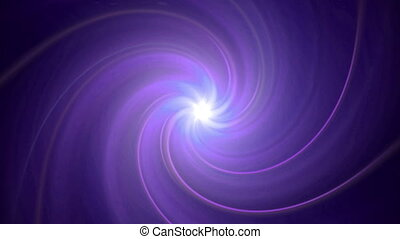 twirl purple flare expose - The twirl is rotating with dark...