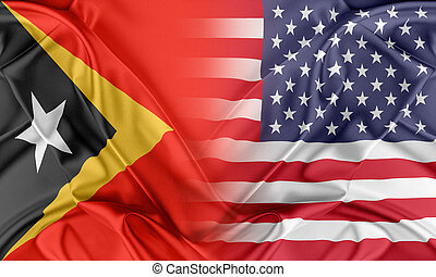 USA and East Timor - Relations between two countries. USA...