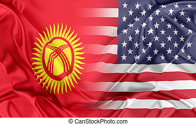 USA and Kyrgyzstan - Relations between two countries. USA...