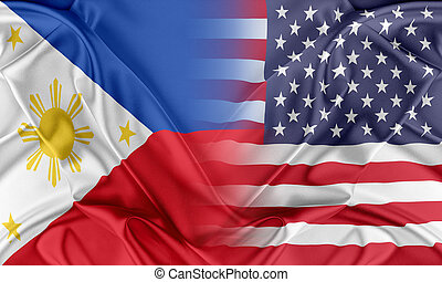 USA and Philippines - Relations between two countries. USA...