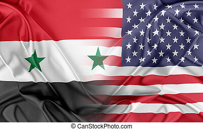 USA and Syria - Relations between two countries. USA and...
