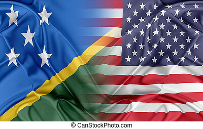 USA and Solomon Islands - Relations between two countries....