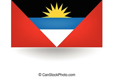Antigua And Barbuda Flag - Official flag of Antigua and...