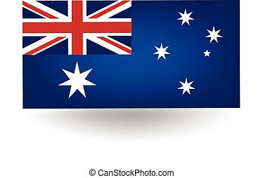 Australia Flag - Official flag of Australia