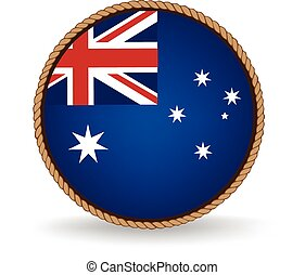 Australia Seal - Flag seal of Australia