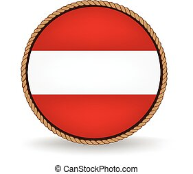 Austria Seal - Flag seal of Austria