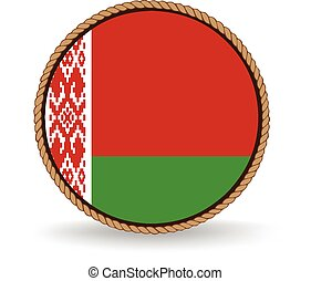 Belarus Seal - Flag seal of Belarus.