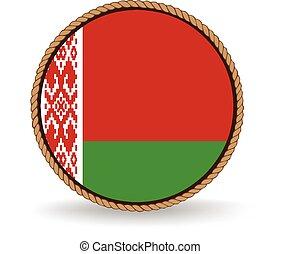 Belarus Seal - Flag seal of Belarus