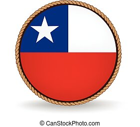 Chile Seal - Flag seal of Chile