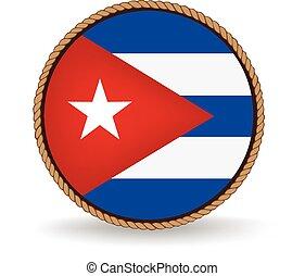 Cuba Seal - Flag seal of Cuba.