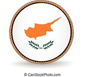 Cyprus Seal - Flag seal of Cyprus