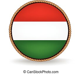 Hungary Seal - Flag seal of Hungary.