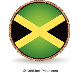 Jamaica Seal - Flag seal of Jamaica