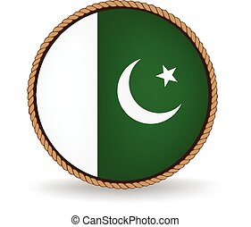 Pakistan Seal - Flag seal of Pakistan