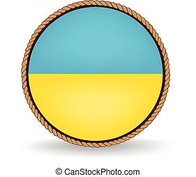 Ukraine Seal - Flag seal of Ukraine