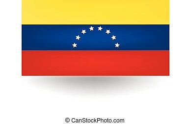 Venezuela Flag - Official flag of Venezuela