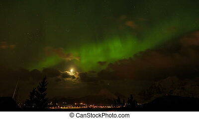 northern lights - Northern Lights in Norway
