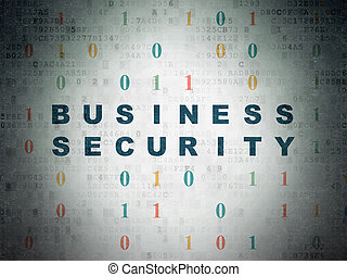 Protection concept: Business Security on Digital Paper