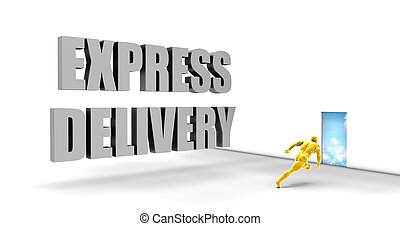 Express Delivery as a Fast Track Direct Express Path