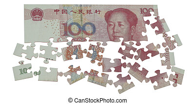 puzzle of the Chinese yuan concept