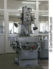 Industrial equipment. - Machine tool for processing of...