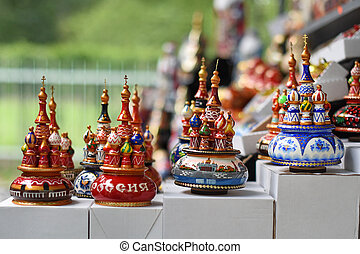 traditional Russian Souvenirs