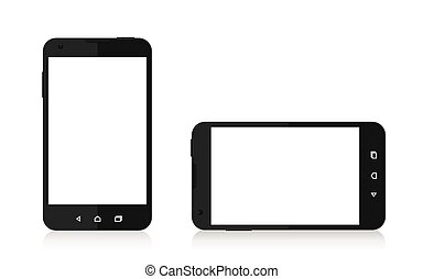 Cell Phone Blank Screen