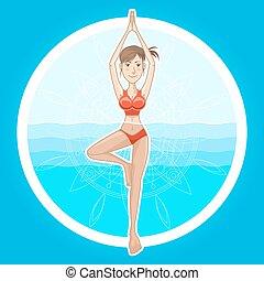 AQUA YOGA - Aqua Yoga, is the most comprehensive set of...