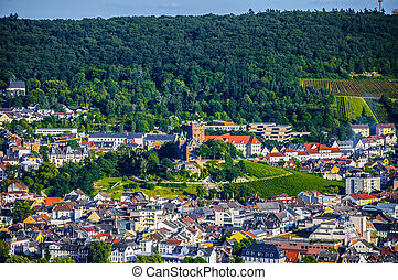 Bingen am Rhein city in Rheinland-Pfalz, Germany - Bingen am...