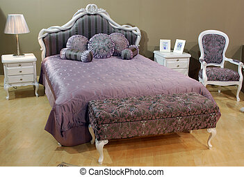 old style bedroom - elegant old fashioned style bedroom