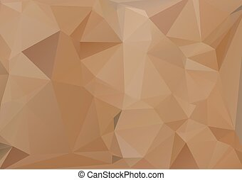 Abstract paper Geometric Background