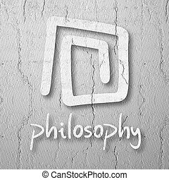 Symbol philosophy - Creative design of Symbol philosophy