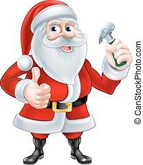 Santa Handyman