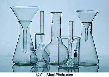 glass laboratory equipment - Glass laboratory equipment for...
