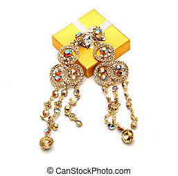 Fashion earings - Picture of a Fashion earings